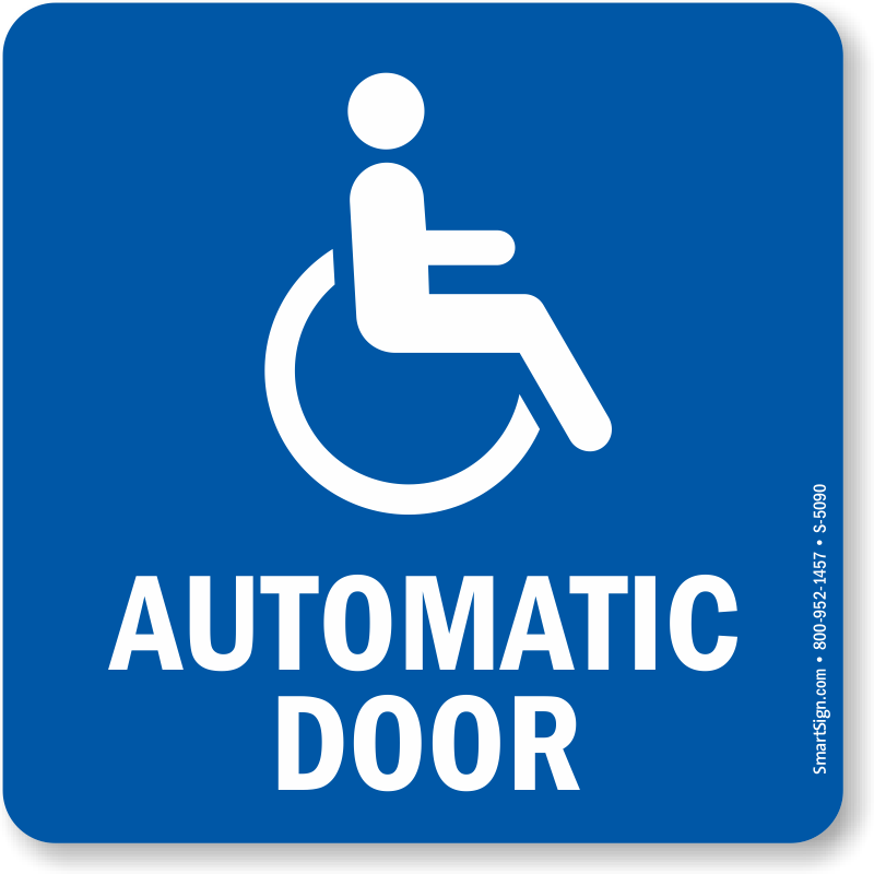Auto Door Openers For Handicapped Automatic Door Openers