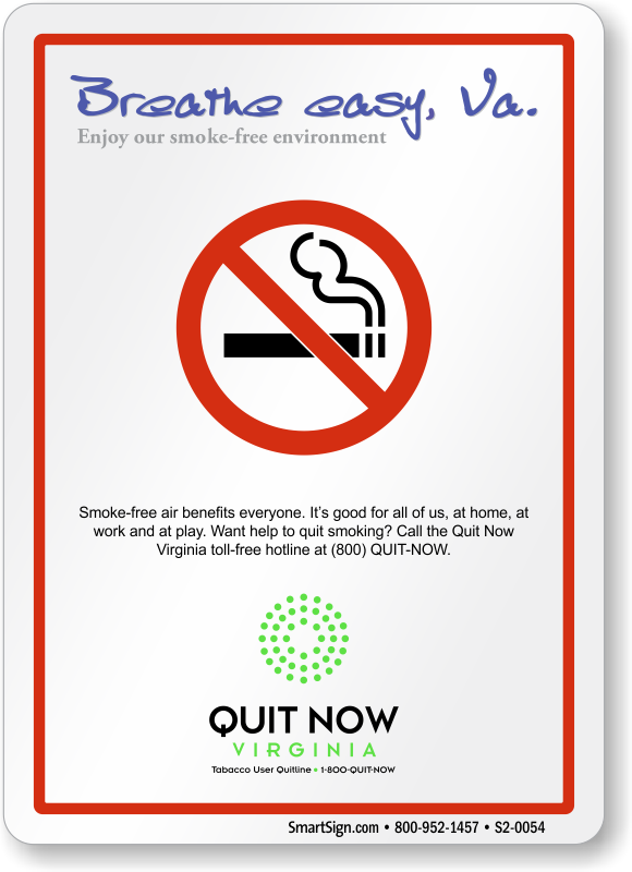 reasons for not smoking Smoking — and, in particular, the nicotine in tobacco smoke — is an appetite suppressant this has been known for centuries, dating back to indigenous cultures in america in the pre-columbus era.