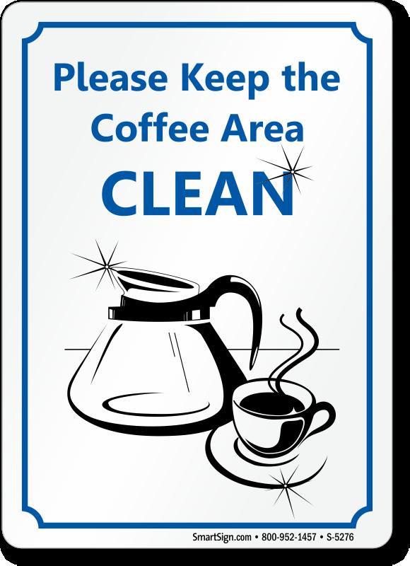 keep microwave clean signs | just b.CAUSE