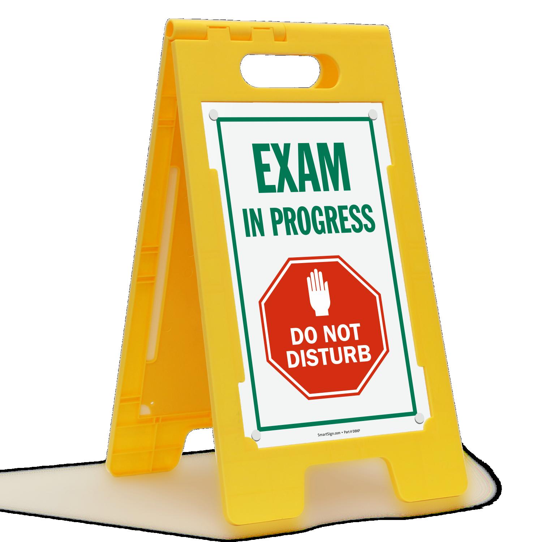 Exam in Progress Com Exam in Progress do