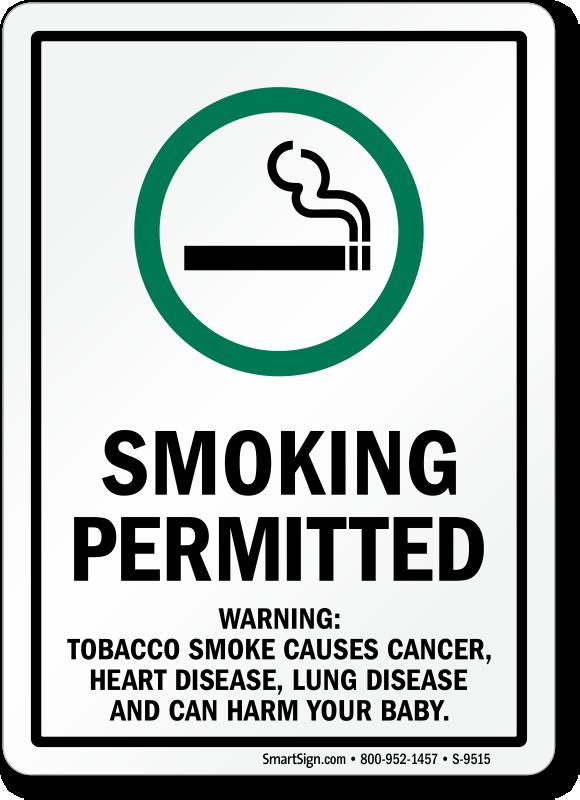 New York No Smoking Signs - No Smoking Signs by State