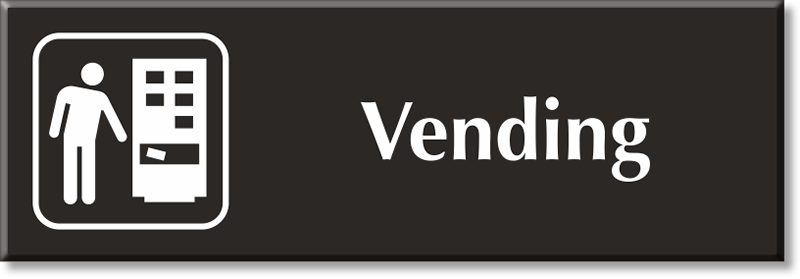 vending machine logo