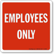 Employees Sign
