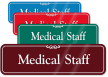 Medical Staff Sign