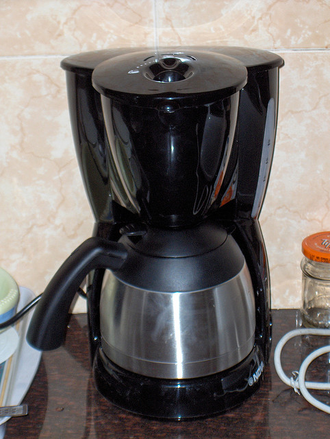 Cleaning Electric Coffee Maker With Vinegar : The Office Courtesy Series: How to Keep Coffee Areas Clean