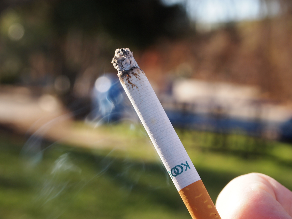 Open Plan Colorado Springs Smoking Ban Makes Parks Smoke Free