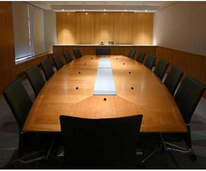 What Your Conference Table Says About Your Office