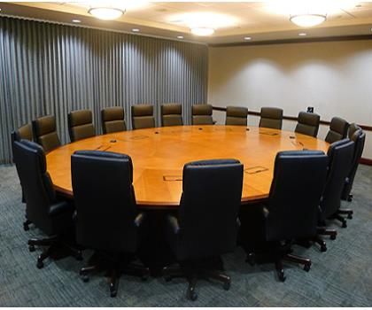 What Your Conference Table Says About Office