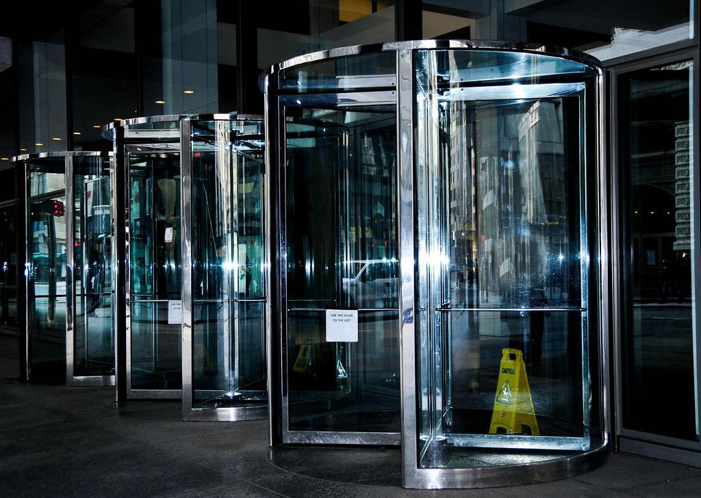 Lawsuit Sheds Light On Dangers Of Revolving Doors