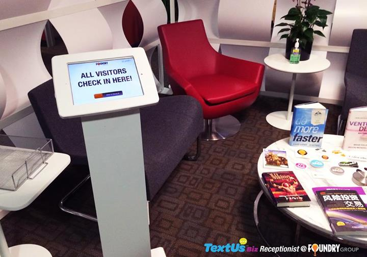 An Ipad App Could Be Your Office S Next Receptionist