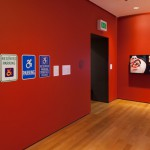 The MoMA displays new accessible icon as art