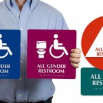 Check out MyDoorSign's new All-Gender signs