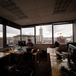 Windowless offices result in less sleep for workers, says study