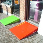 DIY movement supplies accessibility ramps to Toronto businesses
