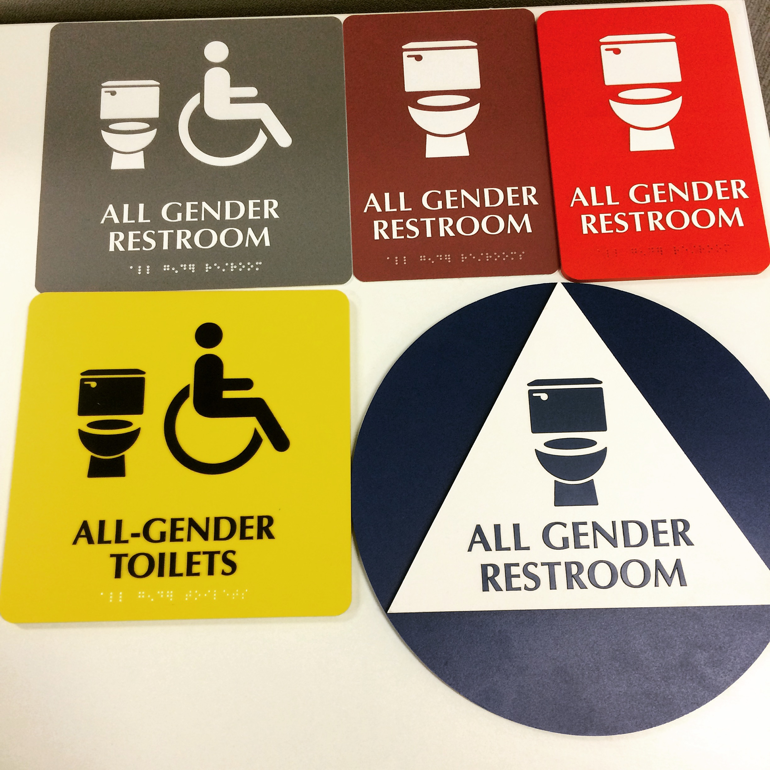 All Gender Bathrooms Now Mandatory In West Hollywood