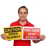 free-door-signs