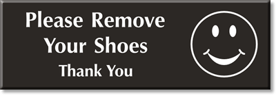 picture relating to Please Take Off Your Shoes Sign Printable named Remember to Eliminate Your Shoe Indications Get Off Your Shoe Signs and symptoms