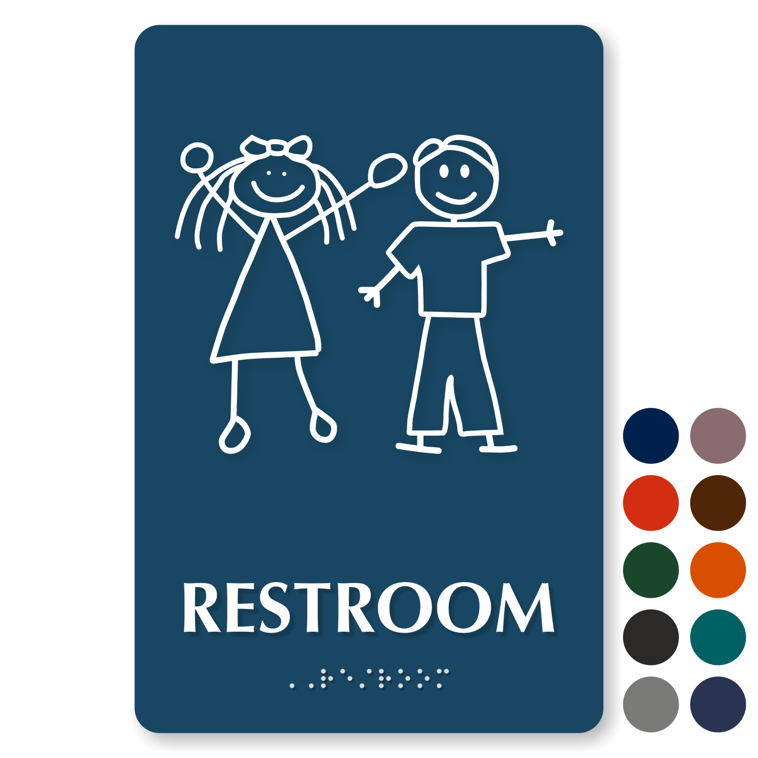 bathroom signs for kids bathroom signs 16415
